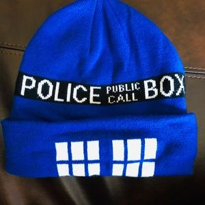 Other - Doctor Who winter hat! One size! Like new!